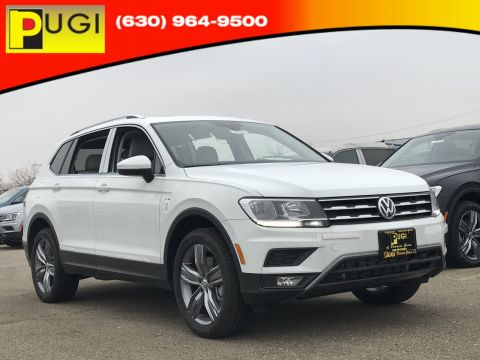 New 2020 Volkswagen Tiguan SEL AWD Sport Utility